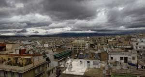 Ραγδαία επιδείνωση του καιρού: Έρχονται ισχυρές καταιγίδες και χαλάζι