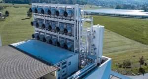 Ελβετία: Το εργοστάσιο που «αναπνέει» με διοξείδιο του άνθρακα