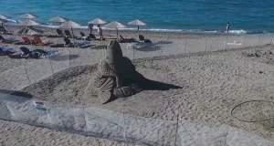 Όταν η τέχνη πάει θάλασσα... [ΒΙΝΤΕΟ]