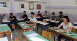 Μυτιλήνη: Κανονικά από Δευτέρα οι πανελλαδικές εξετάσεις