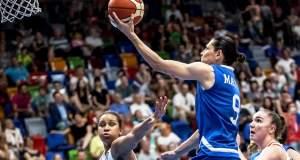 Ιστορική πρόκριση για τα κορίτσια της Ελλάδας στους «8» του ευρωμπάσκετ! [ΒΙΝΤΕΟ]