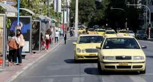 Πόσο φταίνε τα ταξί για τη ρύπανση;