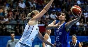 Την 4η θέση κατέκτησε η Εθνική Γυναικών στο Eurobasket