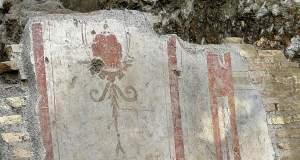 Ο μετροπόντικας στη Ρώμη έφερε στο φως μια μικρή Πομπηία