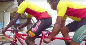 Τι μας μαθαίνει ένας τυφλός ποδηλάτης που προπονείται για πρωταθλητής [ΒΙΝΤΕΟ]