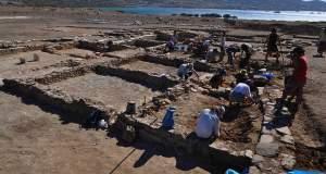 Στο «φως» νέο συγκρότημα κτιρίων δίπλα σε ναό του Απόλλωνα, στο Δεσποτικό