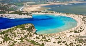Ανακαλύψτε την ομορφότερη παραλία της Πελοποννήσου [ΒΙΝΤΕΟ]