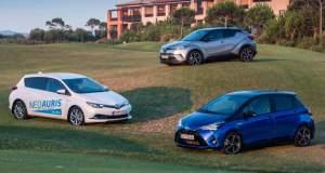 Δεν εγκαταλείπει τα υβριδικά η Toyota