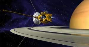 Το Cassini πλησιάζει στον Κρόνο - Θα «ξύσει» την ατμόσφαιρα του πλανήτη [ΦΩΤΟ]