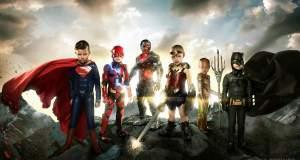 Ένας σούπερ φωτογράφος για παιδιά σούπερ ήρωες [ΦΩΤΟ+ΒΙΝΤΕΟ]
