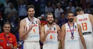 Χάλκινο μετάλλιο για την Ισπανία