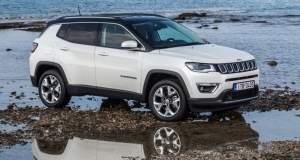 50 άτοκες δόσεις για το Jeep Compass