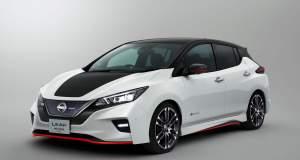 Nissan LEAF NISMO Concept, στο Τόκιο