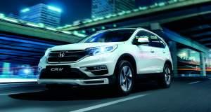 Honda CR-V με όφελος μέχρι 5.000 ευρώ