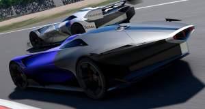 Peugeot Vision Gran Turismo: Γίνε εύκολα οδηγός αγώνων!...