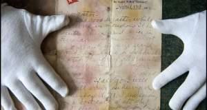 «Στο σφυρί» επιστολή επιβάτη που πνίγηκε στο ναυάγιο του Τιτανικού