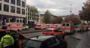 Μόναχο: Επίθεση με μαχαίρι - Αποκλείονται τρομοκρατικά κίνητρα