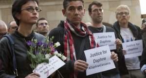 Μάλτα - Δολοφονία δημοσιογράφου: Η κυβέρνηση δίνει αμοιβή για πληροφορίες, η οικογένεια απαιτεί ουσιαστική δικαίωση