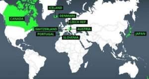 Αυτές είναι οι πιο ασφαλείς χώρες στον κόσμο αν ξεσπάσει ο Γ' Παγκόσμιος Πόλεμος [ΦΩΤΟ]