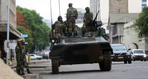 Η Ζιμπάμπουε είναι μια άλλη χώρα
