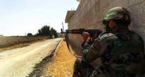 Πυρά μεταξύ Τούρκων στρατιωτών και των Κούρδων της Συρίας
