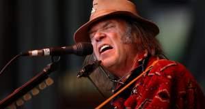Όλη η μουσική του Neil Young δωρεάν στο διαδίκτυο