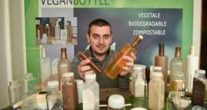 Ένα 100% βιοδιασπώμενο πλαστικό μπουκάλι