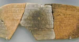 Πώς γράφετε το όνομα σας στις αρχαίες γραφές;