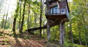 Το δεντρόσπιτο που έχει τρελάνει το Airbnb [ΦΩΤΟ]