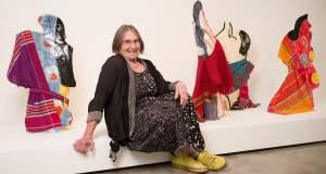 Betty Woodman: Η ουσιαστική τέχνη δεν ορίζεται από τα περιοδικά
