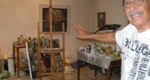 Πέθανε ο ζωγράφος Αντώνης Απέργης