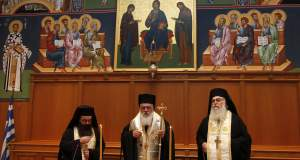 Κομματιζόμενοι ιεράρχες, πολιτευόμενη Εκκλησία