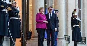 Συνάντηση Μέρκελ - Μακρόν: Η Γαλλία έχει 'ανάγκη' τη Γερμανία για τη μεταρρύθμιση της Ευρώπης