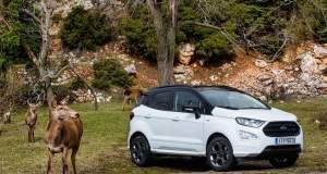 Νέο Ford Ecosport: μικρό SUV από 15.168 ευρώ