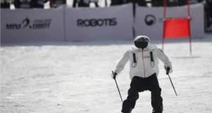 Ρομπότ σκιέρ κάνουν τους δικούς τους Ολυμπιακούς αγώνες [ΦΩΤΟ+ΒΙΝΤΕΟ]