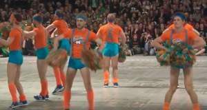 Ξεχάστε τις cheerleaders… έρχονται οι Fearleaders [ΒΙΝΤΕΟ]