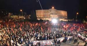 Συγκέντρωση του ΚΚΕ στο Σύνταγμα «ενάντια στα ιμπεριαλιστικά σχέδια ΝΑΤΟ, ΕΕ, ΗΠΑ»