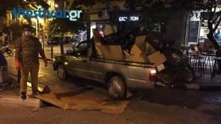 Θεσσαλονίκη: Καταστηματάρχες πληρώνουν Ρομά για να μαζέψουν τα σκουπίδια [ΦΩΤΟ]