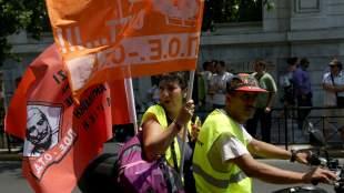 Στους δρόμους σήμερα η ΠΟΕ - ΟΤΑ: 24ωρη απεργία και πορεία στη Βουλή