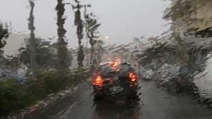 Αλλαγή του καιρού με βροχές και καταιγίδες