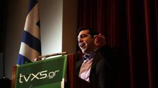 Η ομιλία του Αλέξη Τσίπρα στην εκδήλωση του tvxs