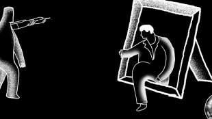 Η ρήξη Σαρτρ και Καμύ σε ένα animation