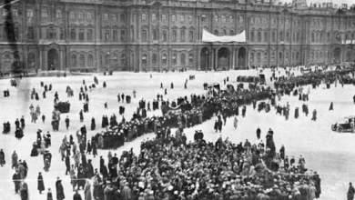 Η «Επανάσταση του Φλεβάρη» και η πτώση του τσάρου