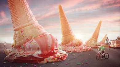 Παγωτό: Η πιο νόστιμη ιστορία (φωτογραφίες)