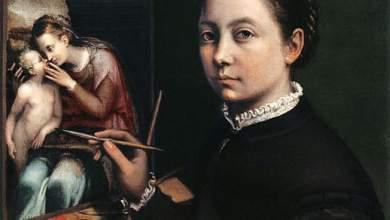 Γυναίκες ζωγράφοι της ιταλικής Αναγέννησης