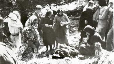 Όταν οι ναζί έκοψαν το νήμα της ζωής σε 317 άμαχους του Κομμένου