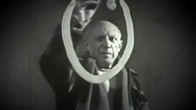 Σπάνια βίντεο των μεγαλύτερων καλλιτεχνών του 20ου αιώνα εν ώρα εργασίας