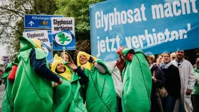 Ευρωπαϊκό κίνημα πολιτών κατά της καρκινογόνου ουσίας glyphosate!