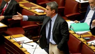 «Είμαι ο Ανδρέας Λοβέρδος, έχω διατελέσει υπουργός εγώ, έχω ένσημα στην πολιτική!»