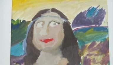 Μαθητές ζωγράφισαν διάσημα έργα τέχνης και ιδού το αποτέλεσμα….